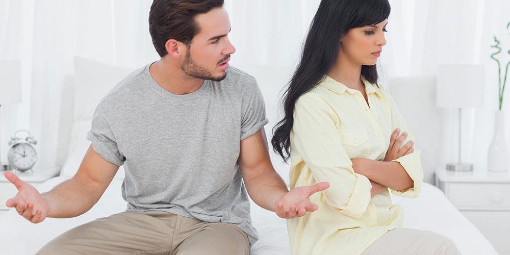 جملاتی که رابطه های عاشقانه را هم به طلاق می رساند!
