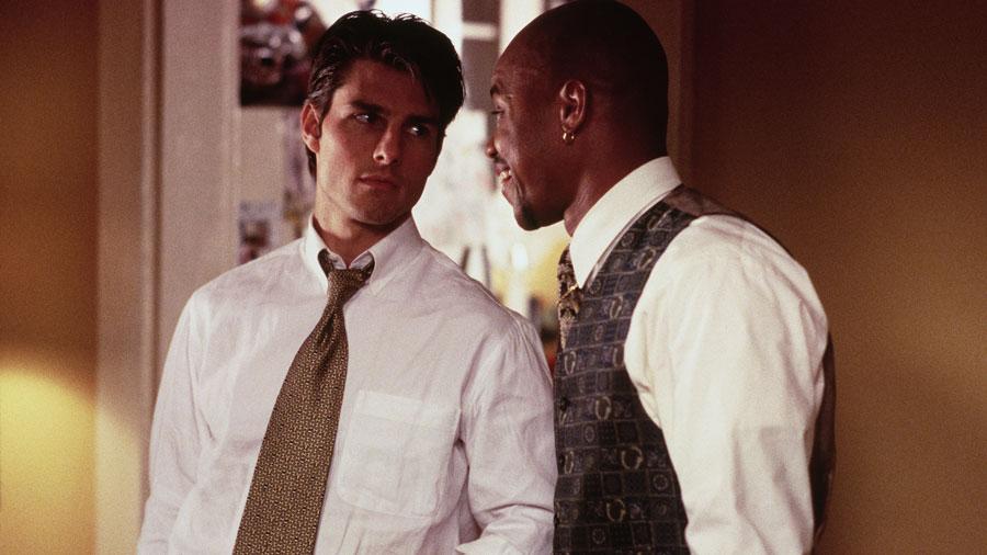 Jerry Maguire جری مگوایر Tom Cruise تام کروز