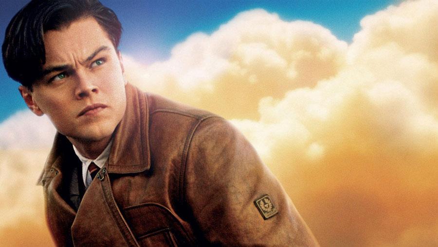 Leonardo DiCaprio the aviator  هوانورد لئوناردو دی کاپریو