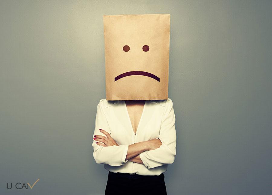 negative mood خلق منفی