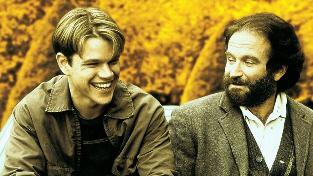 ویل هانتینگ خوب (Good Will Hunting -1997)