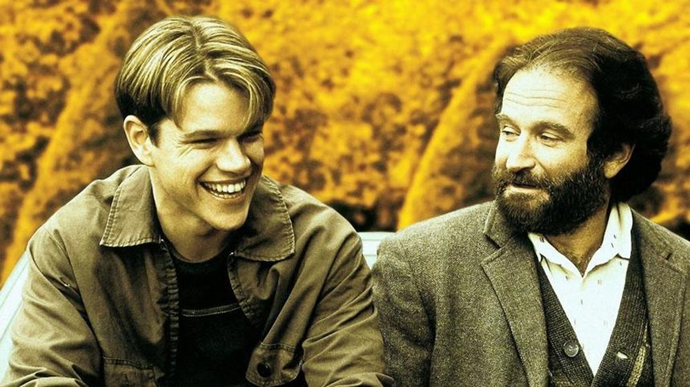 ویل هانتینگ خوب (Good Will Hunting -1997)