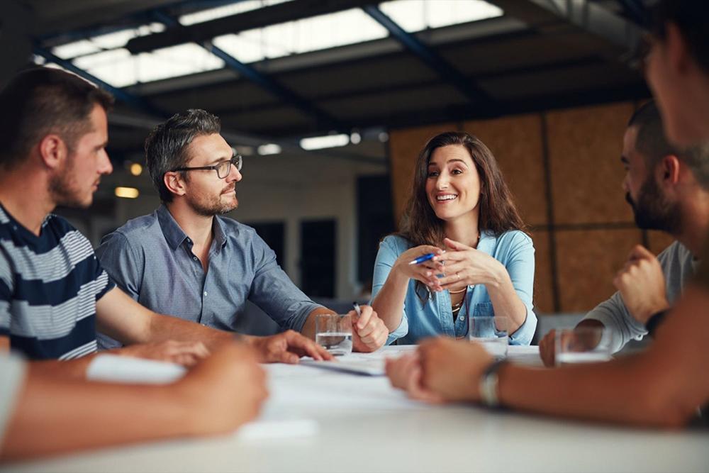 کار تیمی - افزایش انگیزه - هدف مشترک - کارمند