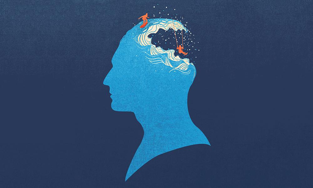 مثبت اندیشی - استرس - توانایی ذهن - شخصیت - تفکر