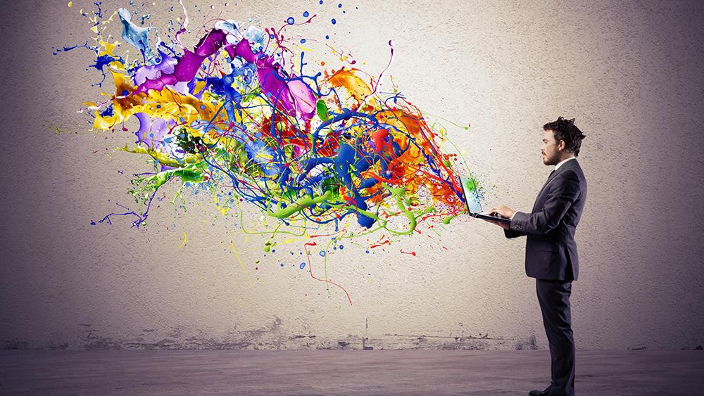 حس ارزشمندی - خلاقیت - دوست داشتن خود