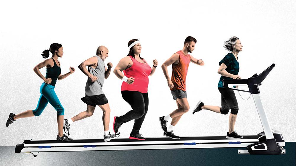 فعالیت اجتماعی - ورزش - فعالیت بدنی
