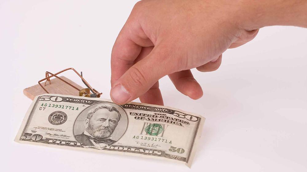 پول - تغییر عقیده