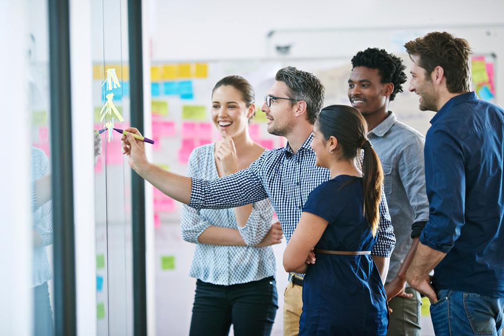 کسب و کار - تشکیل تیم - ایده کسب و کار