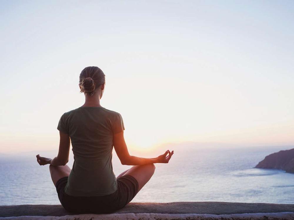 مدیتیشن - کاهش استرس - مغز ضخیم