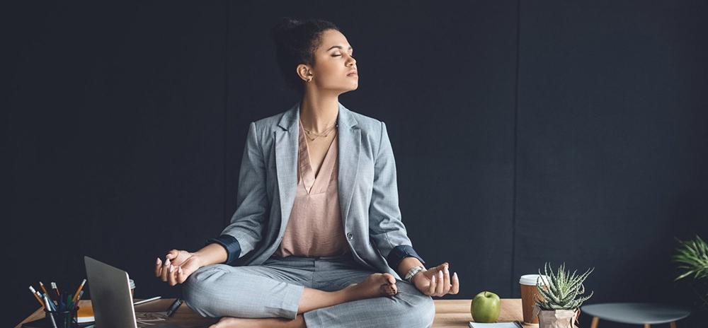 مدیتیشن - کاهش استرس - آرامش