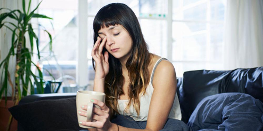 خستگی دائمی - مشغولیت دائمی