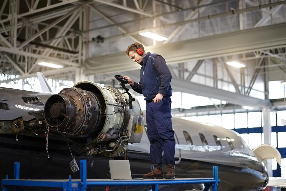 شغل رویایی - صنعت هواپیمایی