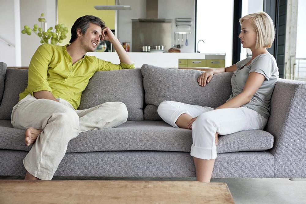 درگیریهای منزل - صبر کردن - زمان دادن