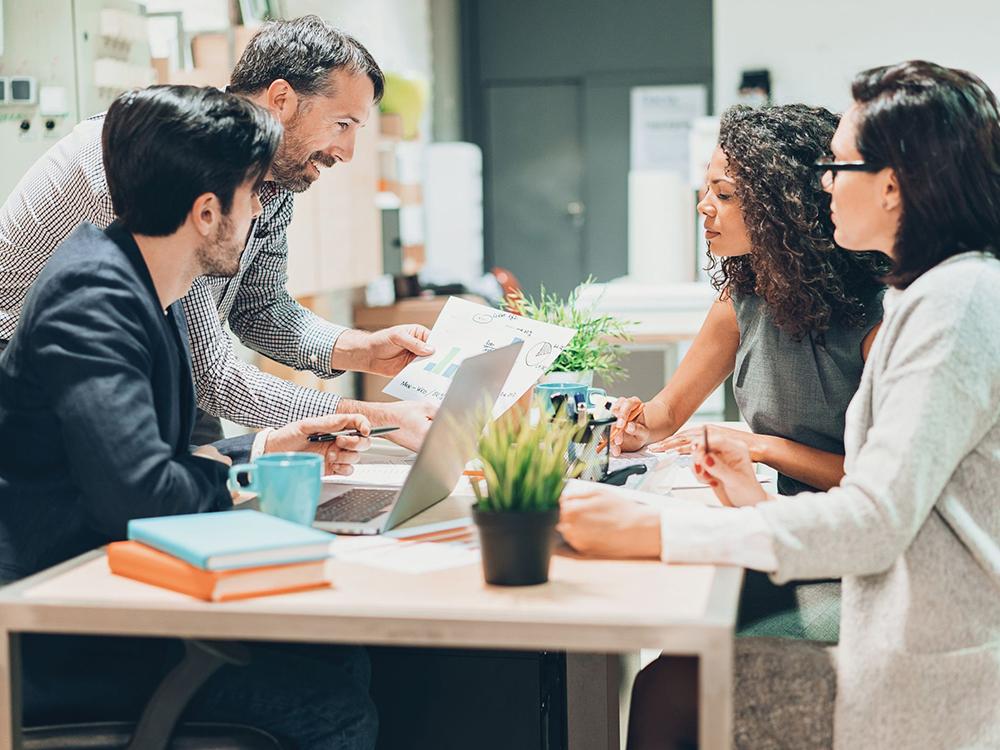 تفکر تیمی - ارزشمند بودن در محل کار