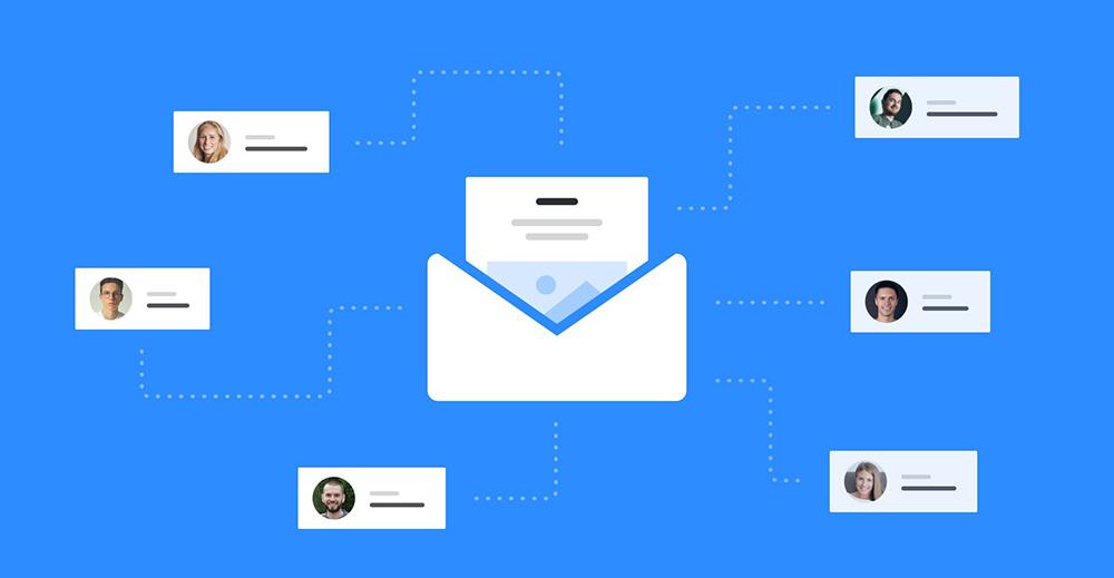 شخصی سازی ایمیل ها