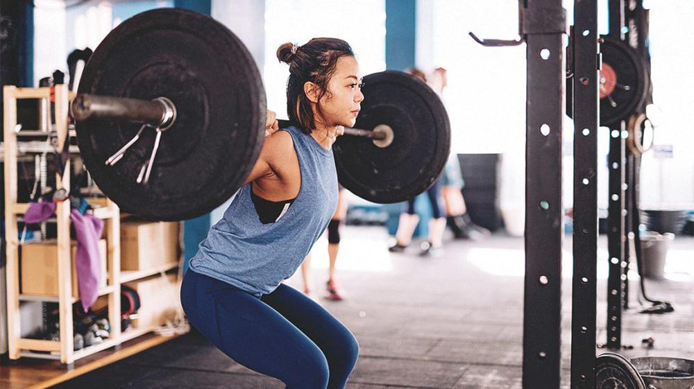 ورزش سنگین - تنظیم خواب