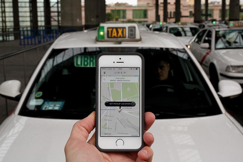 کسب و کار کم هزینه - فعالیت در تاکسی آنلاین