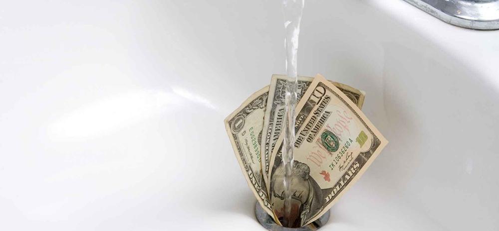 اشتباهات کارآفرینان بی تجربه - نبود هزینه کافی