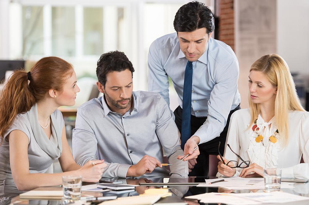 مهارتهای فروش - تجارت موفق - کارهای مشترک