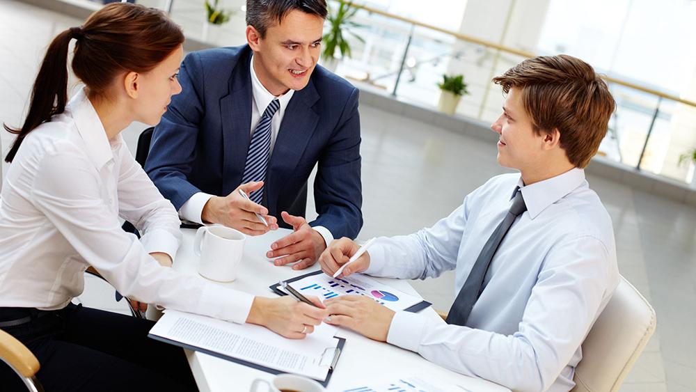 مقابله فعالانه - مدیر موفق