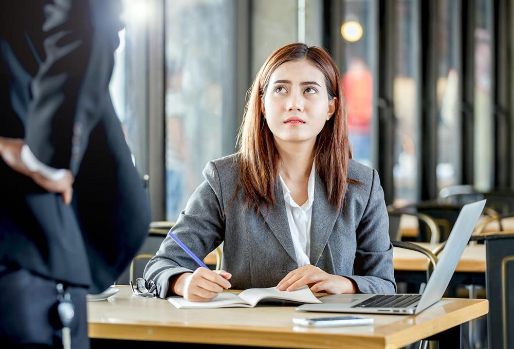 رئیس سختگیر - موفقیت شغلی