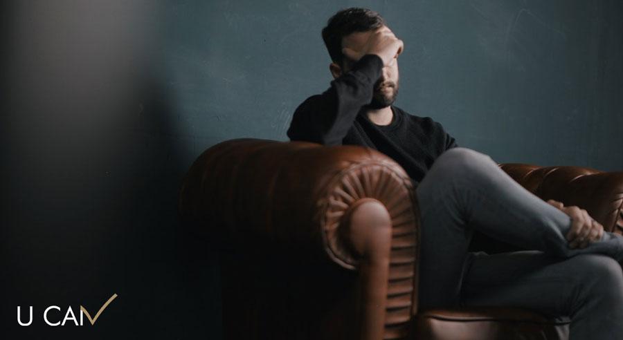 علل افسردگی استرس اضطراب نگرانی وقایع ناخوشایند زندگی