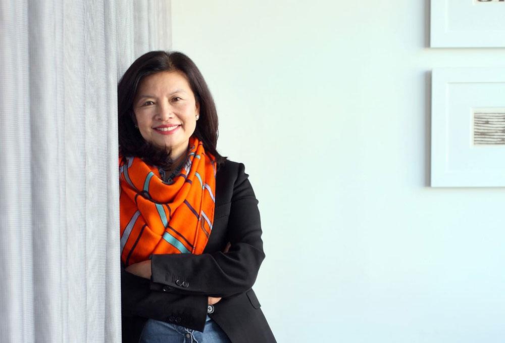 جنی مینگ، مدیرعامل شارلوت روس