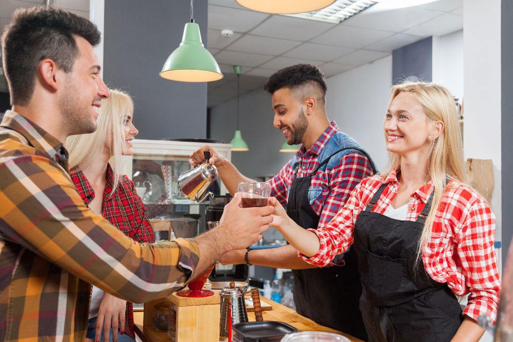 کسب و کار - مشتری مداری