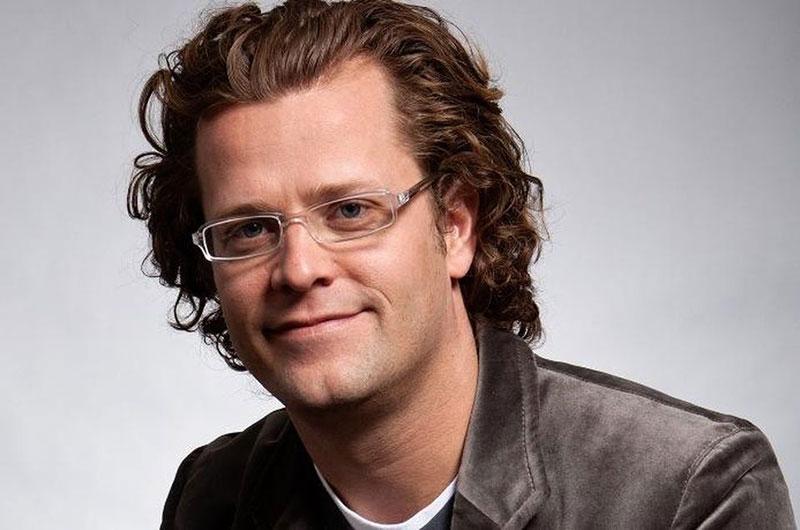 جاش جیمز - مؤسس کمپانی آنالیز وب Omniture - مؤسس شرکت نرم افزاری Domo
