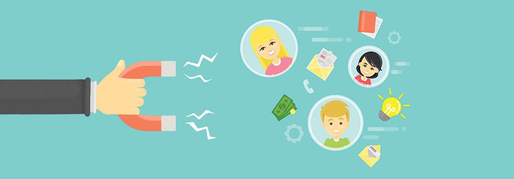 مخاطبان بالقوه - مشتریان بالقوه - استراتژی فروش - غلبه بر رقبا