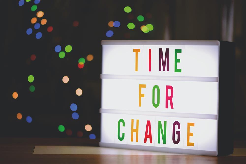 تغییر - Change - تغییرات - مثبتاندیشی - منفیگرایی
