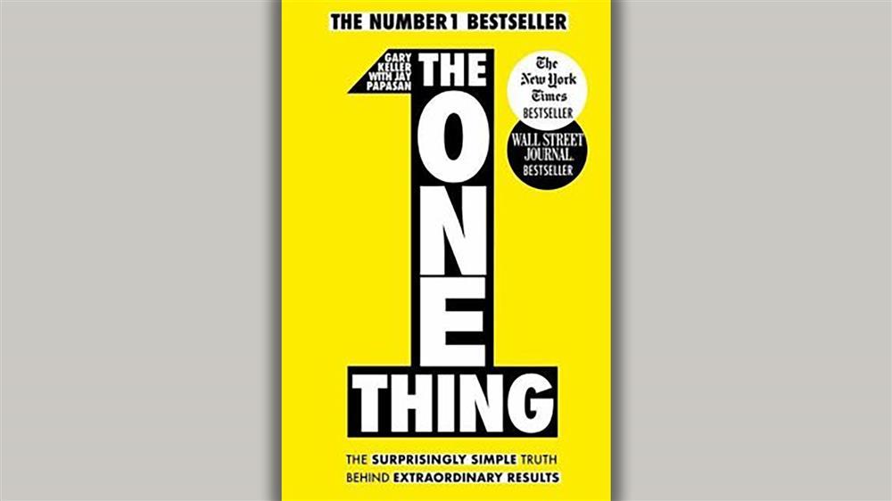 کتاب - آن یک چیز - گری کلر - کتاب موفقیت