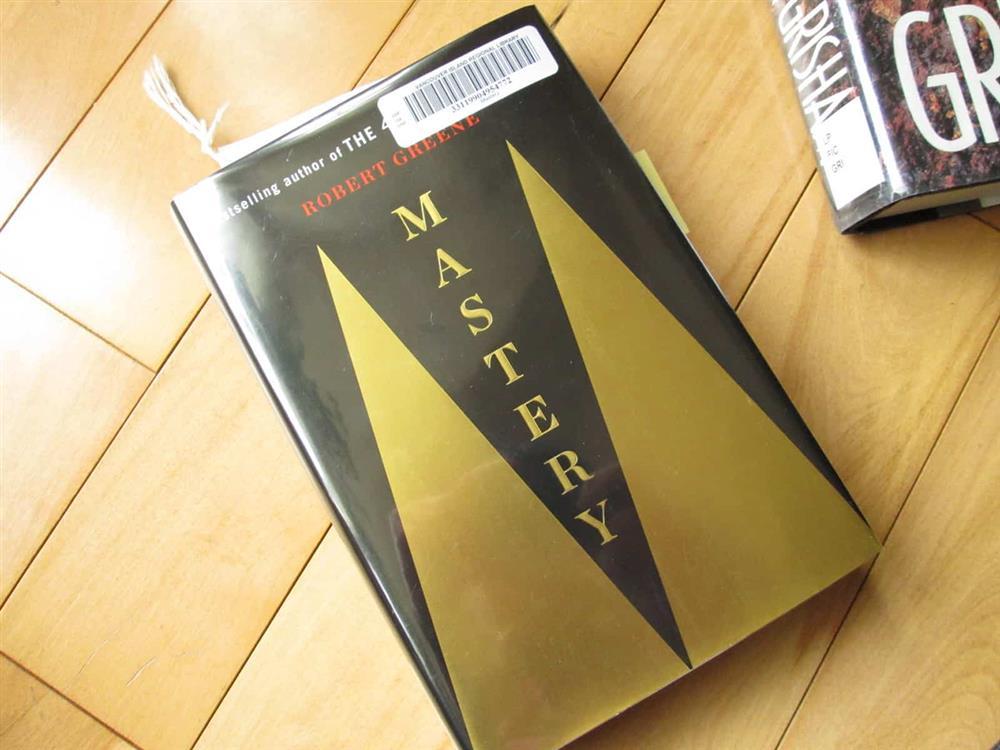 کتاب - استادی - رابرت گرین - کتاب موفقیت