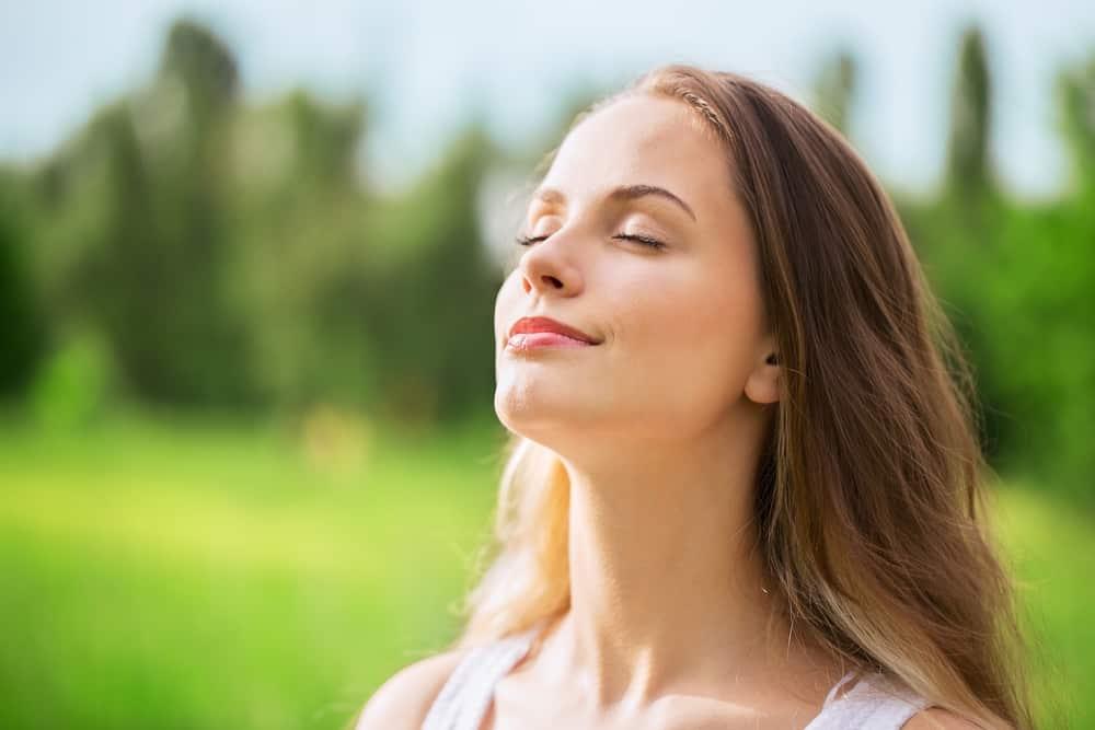 هوای تازه - تنفس - نفس کشیدن - زندگی سالم - تنفر از زندگی - دوست داشتن زندگی
