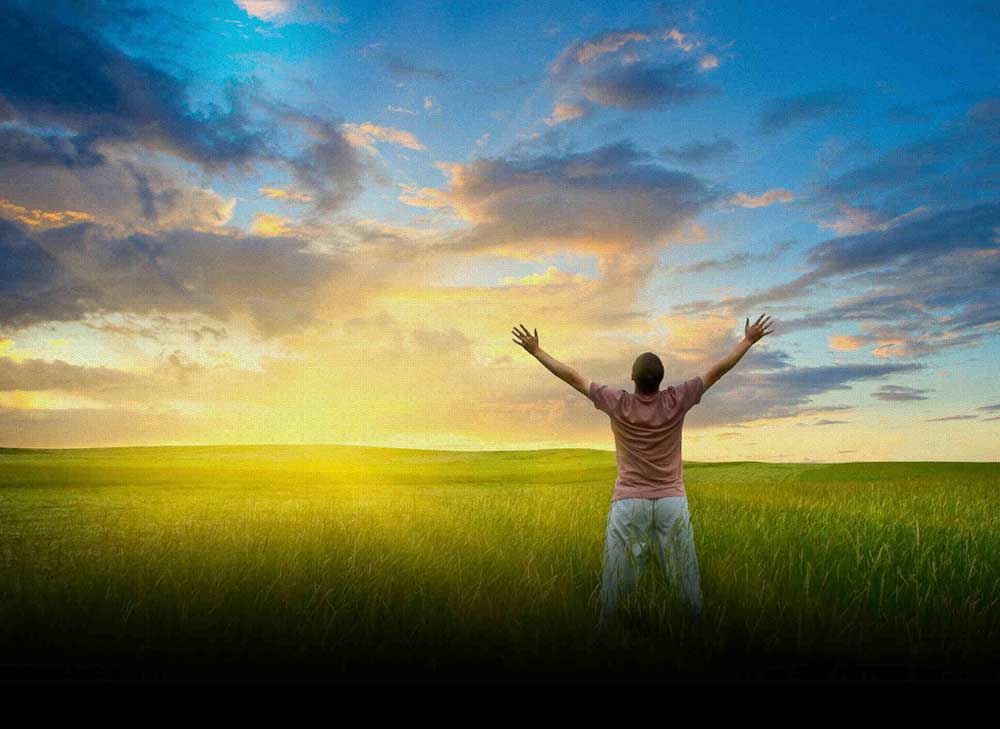 لذت ببر - زندگی شاد - زندگی سالم - تنفر از زندگی - دوست داشتن زندگی