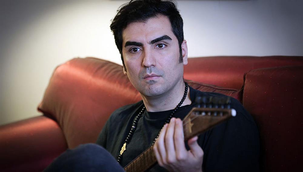 حافظناظری - موسیقیدان - خواننده - ناظری - پسر شهرام ناظری