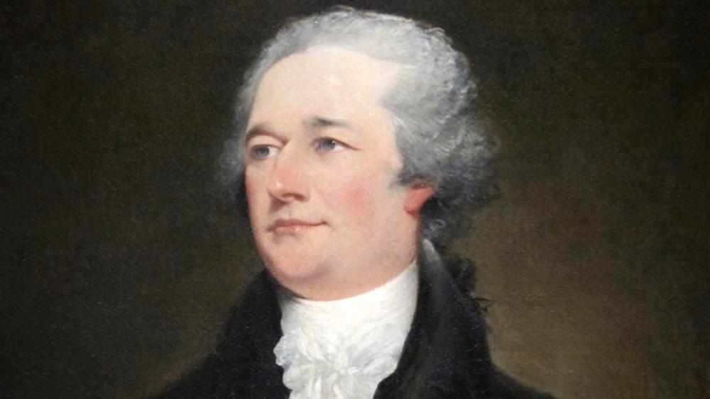 الکساندر همیلتون - ثروتمندان تاریخ - افراد مشهور - افرادثروتمند