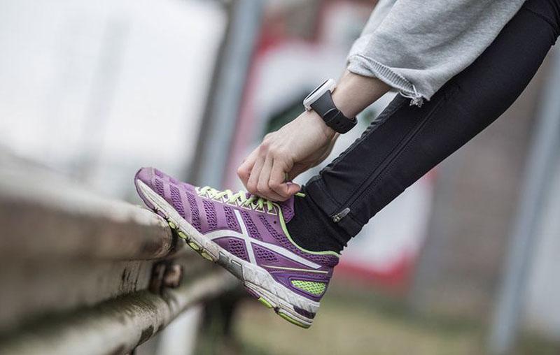 کفش رانینگ - کفش پیاده روی - لباس ورزشی - لاغری - کاهش وزن