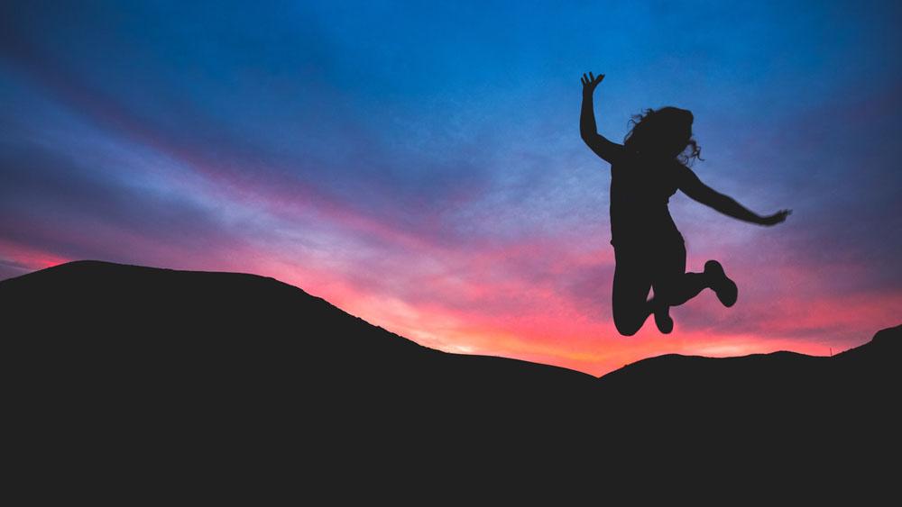 هیجان - لبخند - شاد بودن - انتخاب شادی - زندگی شاد - روشهای شاد بودن