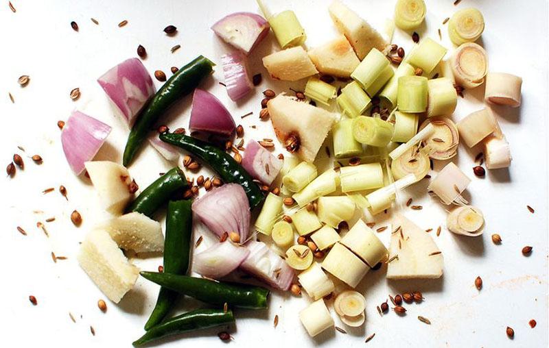 سبزیجات - غذای رژیمی - گیاه خواری - کاهش وزن - لاغری