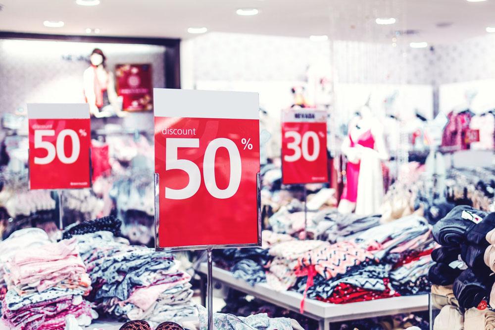 نمایشگاه - فروشگاه - تخفیف - تجارت - کسبوکار - ایده های تبلیغاتی - ایده بازاریابی