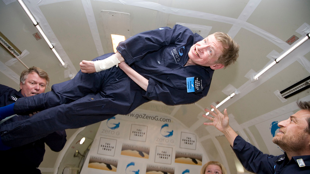 استیونهاوکینگ - دانشمند - فیزیک دان - کیهان شناس - منجم