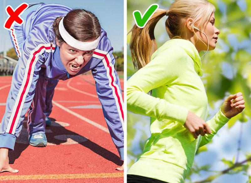 دویدن - دویدن طولانی - ماراتن - باورهای غلط درباره سلامتی