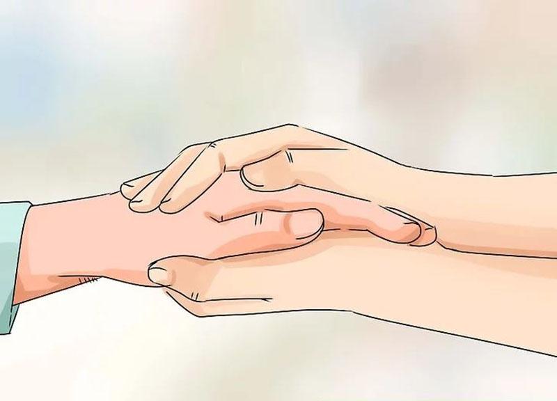دلداری - همدلی - همدردی - همراهی - دوستان خوب - رفاقت