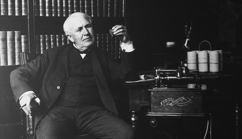 توماس ادیسون - تعریف موفقیت - راز موفقیت