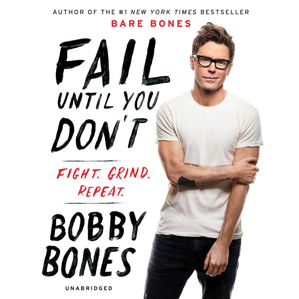 کتاب آنقدر شکست بخورید تا دیگر شکست نخورید - معرفی کتاب
