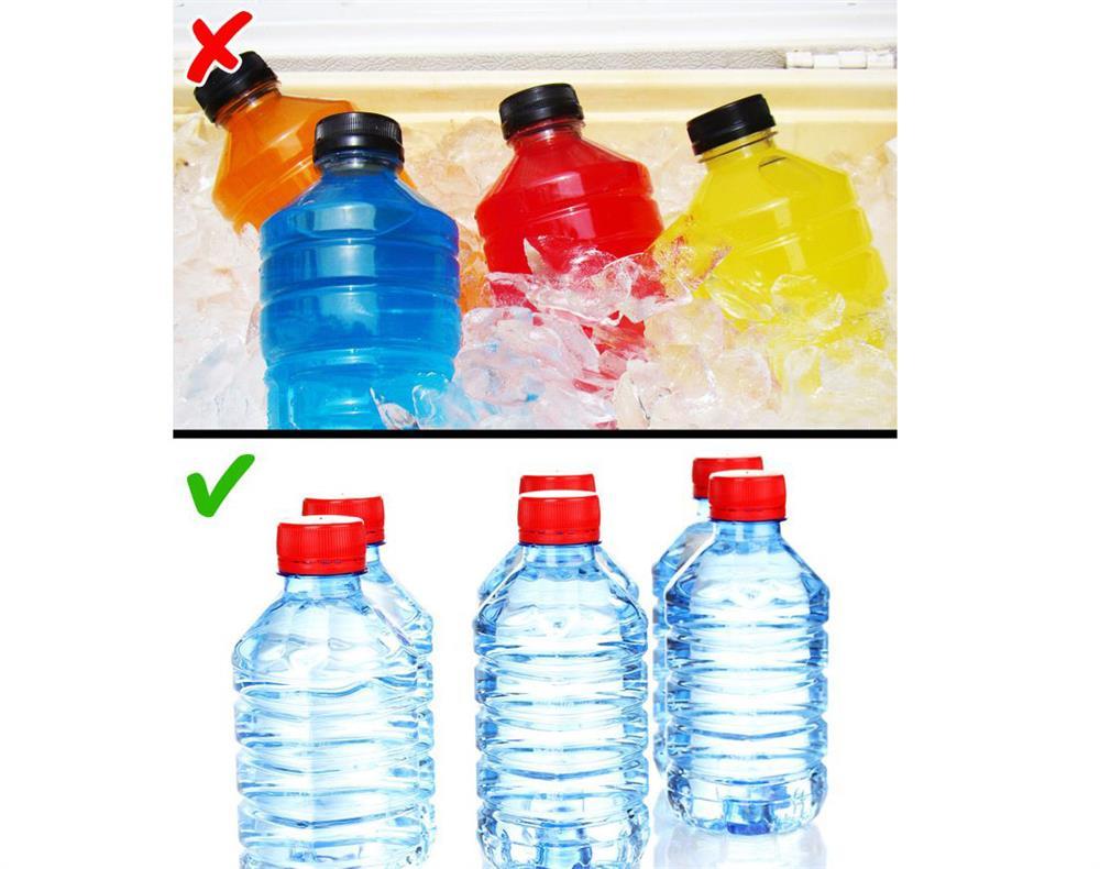 آب آشامیدن - نوشابه انرژی زا - باورهای غلط درباره سلامتی