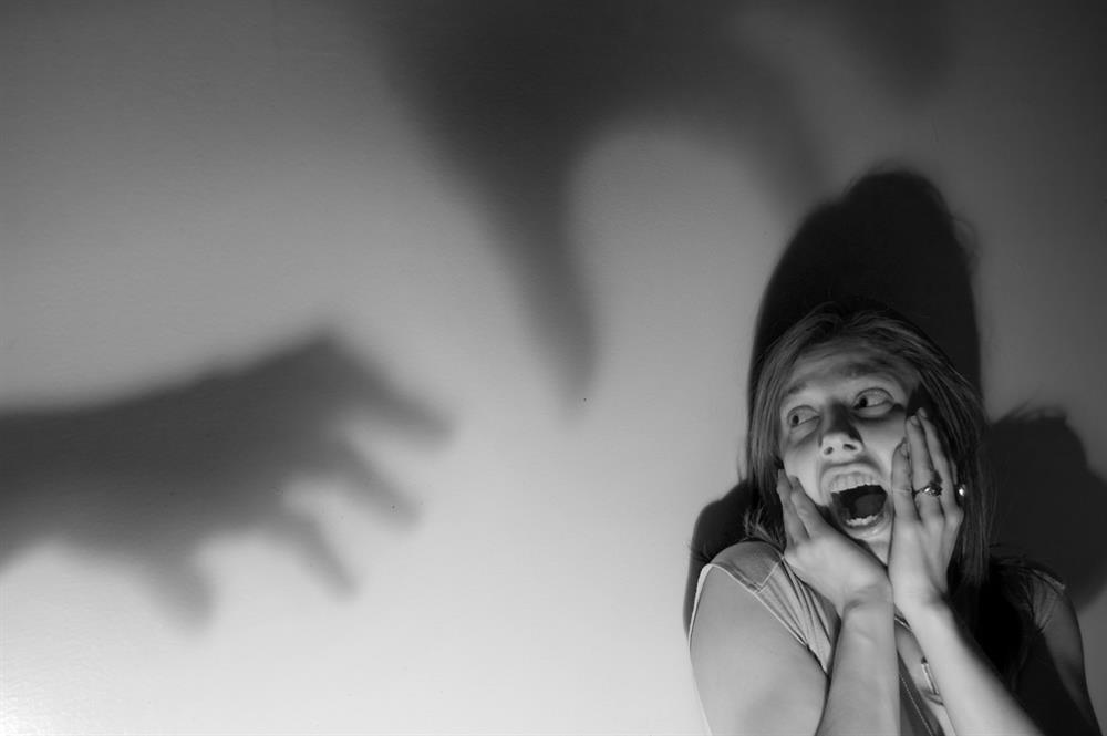 ترس -فشار روحی - وحشت