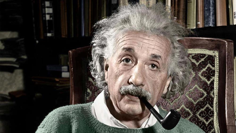 آلبرت انیشتین - نقل قول - پشتکار - جمله های انگیزشی