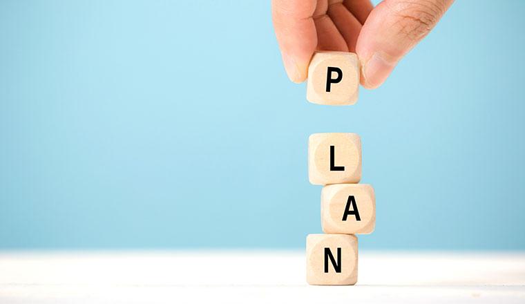 برنامه ریزی کردن -فکر -برنامه روزانه